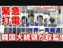 【世界中が緊急打電】 朴槿恵前大統領逮捕!恥ずかしい事じゃないニダ!