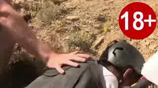 【衝撃映像】頭部カメラによる死亡寸前映