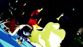【MMD刀剣乱舞】太陽系ですこ【DK組】