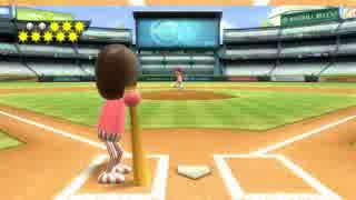 【Wii】TASさんがWii Sportsで遊んでみた
