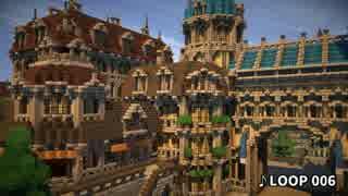 【Minecraft】ゆっくり街を広げていくよ part34-2