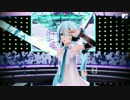 【MMD】つみ式ミクさんで『Hand in Hand(LIVE Ver.)』