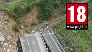 世界の衝撃的な土砂災害特集.part1