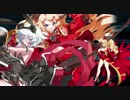 【Fate/grand order】水着アンメア疑似単騎+おまけ付き【戦場の鬼】