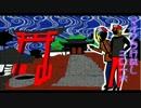 【MINECRAFT】マイクラ肝試し2016 ~隠れ里編~運営放送【#58】
