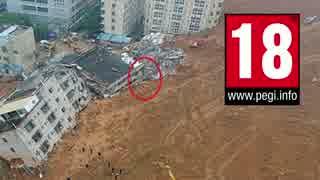 世界の衝撃的な土砂災害特集.part2