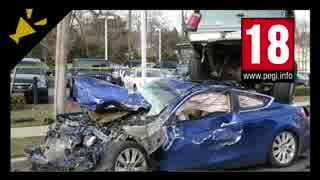 ロシア人の激しい死の交通事故集2