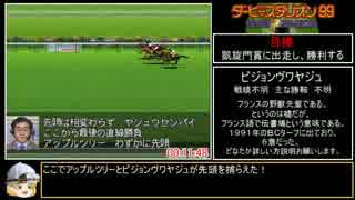 PS ダービースタリオン99 借金有り凱旋