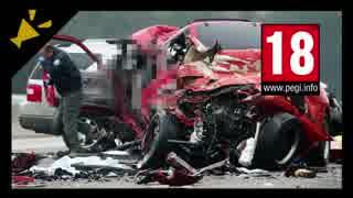 ロシア人の激しい死の交通事故集3