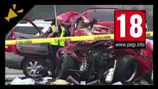 ロシア人の激しい死の交通事故集4