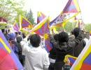 2008.4.26 FREE TIBET 長野聖火リレーOFF 現地写真