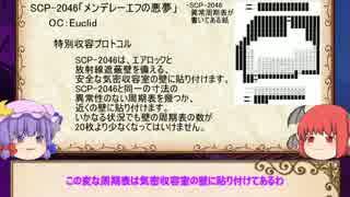 紅魔風SCP紹介 Part3