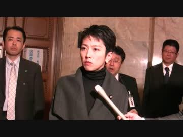 『菅政権閣僚の外国人献金の質問に答える蓮舫大臣の発言と自身の疑惑答弁w』のサムネイル