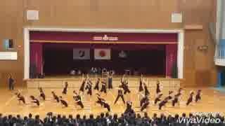 鹿実新体操部 2016