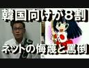日本人がネットに書き込む悪口の8割が韓国人への侮蔑・罵倒