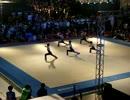 【超会議2017】鹿児島実業高校_男子新体操部の超踊ってみた(チームK)