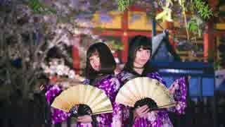 【ゆりとぺこ】 トキヲ・ファンカ 踊ってみた 【桜!】