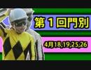 【井上幹太】2017年全騎乗レース総集編(第1回門別)