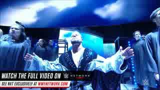 【WWE】色んな人の入場を台無しにするロマン・レインズ君
