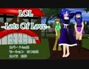 【OMF7】Keyヒロイン3人とOMF7参加モデルとかでLOL【支援動画】
