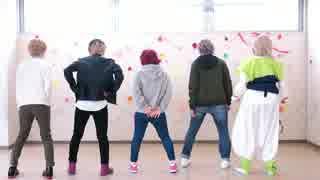 【コスプレ】春組で踊ってみたメイキング