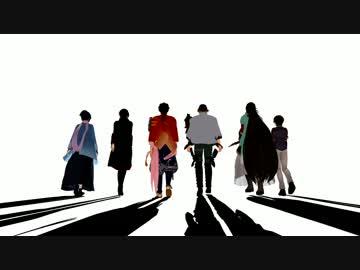 【MMD刀剣乱舞】シャルル【幕末組】