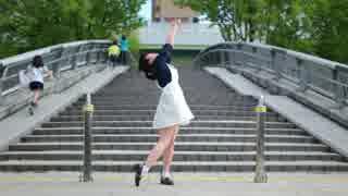 【ねこわかめ誕】オツキミリサイタル 踊ってみた【あいしあ】