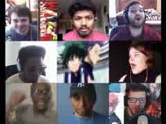 「僕のヒーローアカデミア」19話を見た海外の反応