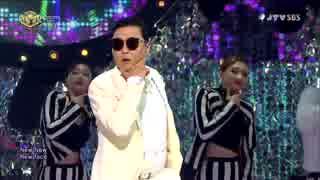 【k-pop】싸이(PSY) - I LUV IT + New Fac