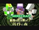 【日刊Minecraft】最強の匠は誰か!?黄昏の森 迷宮の謎【4人実況】