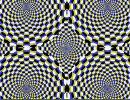 目の錯覚画像集~動く絵~