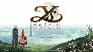 Ys_ORIGIN(PS4版)_01_ユニカ編
