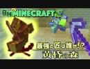 【日刊Minecraft】最強の匠は誰か!?黄昏の森 迷宮の謎5日目【4人実況】
