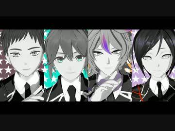 【MMD Touken Ranbu】 Major Desko 【Thick, Goto, Shinano, Riken】
