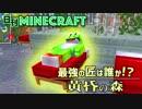 【日刊Minecraft】最強の匠は誰か!?黄昏の森 迷宮の謎7日目【4人実況】