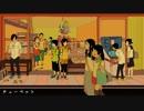[みきとP曲企画] 京都ダ菓子屋センソーを歌いました【藍[あお]】