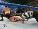 【WWE】ストーンコールド・スティーブ・オースチン(ch.)vsクリス・ベノワ