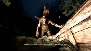生き埋めが雑な変態村から脱出するゲーム part14【Outlast2】
