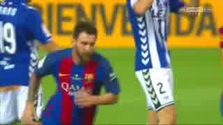≪16-17 コパ・デル・レイ決勝≫ バルセロナ