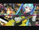 【初音ミク】because of you...(Digital Rock Remix)【リミックス曲】