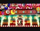 【太鼓の達人イエローver】竜と黒炎の姫君(表)譜面確認 キャプチャ
