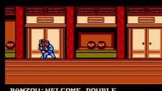 TAS NES Double Dragon III The Sacred St