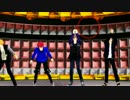 【MMDA3!】LUVORATORRRRRY!【七尾太一中心O高組+α】