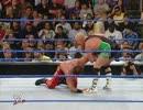 【WWE】クリス・ベノワvsフィンレー