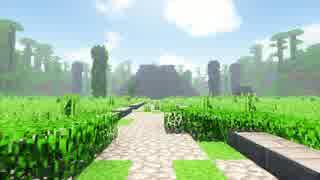 【minecraft】アマルシャ遺跡の秘宝 PV 【脱出MAP】