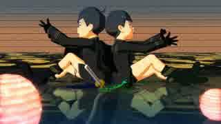 【MMDおそ松さん】水陸松でツキアカリ