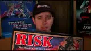 ボード・ジェームズ: Risk