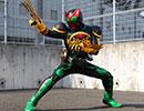 仮面ライダーオーズ/OOO 第1話「メダルとパンツと謎の腕」