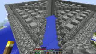 【Minecraft】たまにはサバイバルでも遊んでみるよ part21