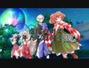 【ゆっくりTRPG】依姫と妹紅+αの一刀両断ダブルクロス 第二幕 第一話